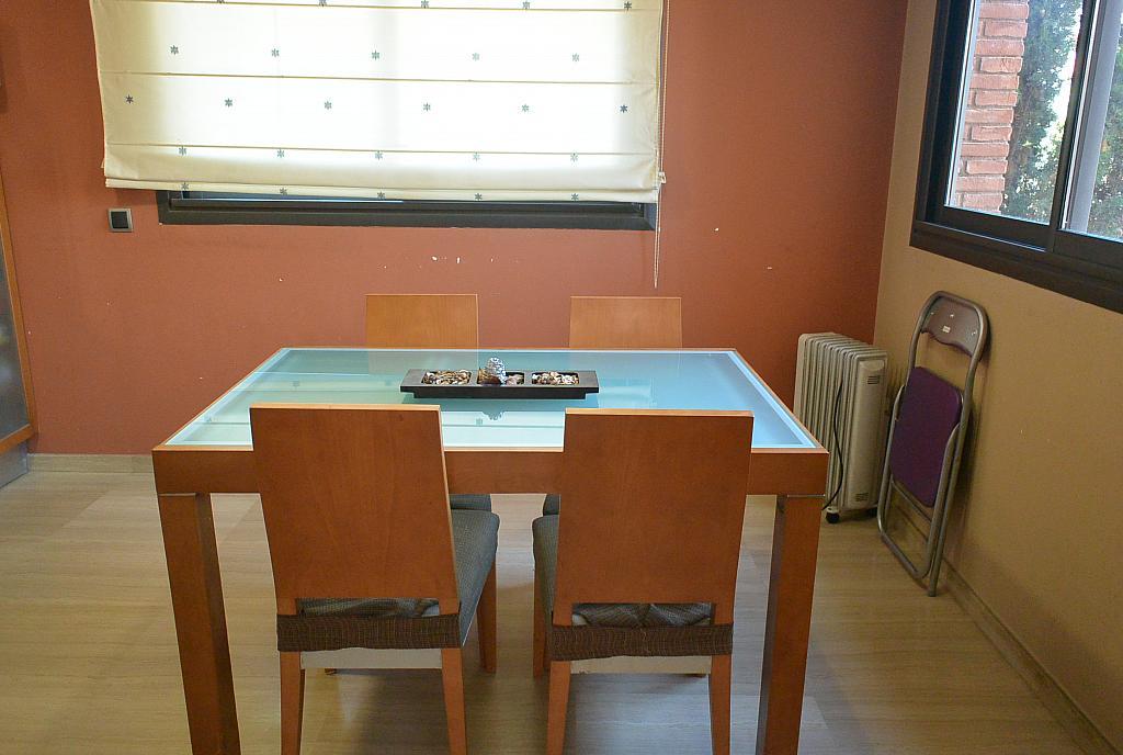 Comedor - Casa en alquiler en Playa en Castelldefels - 283182931