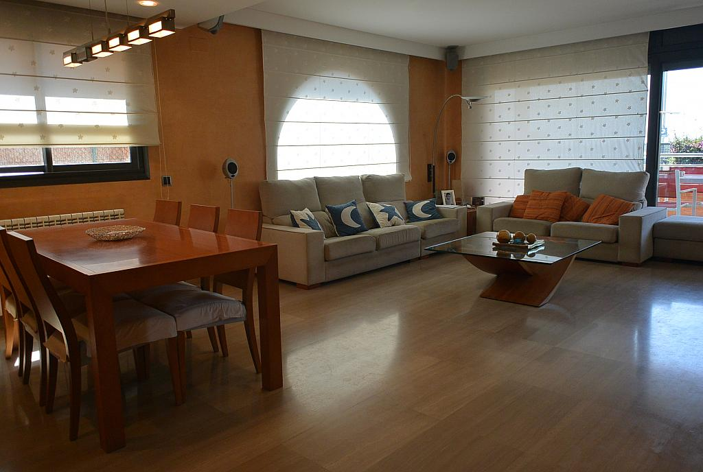 Salón - Casa en alquiler en Playa en Castelldefels - 283182959