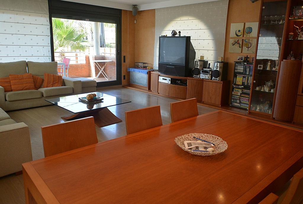 Salón - Casa en alquiler en Playa en Castelldefels - 283182967