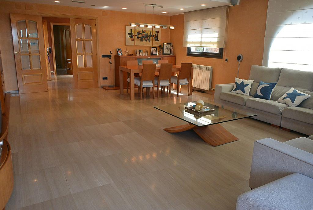 Salón - Casa en alquiler en Playa en Castelldefels - 283182990