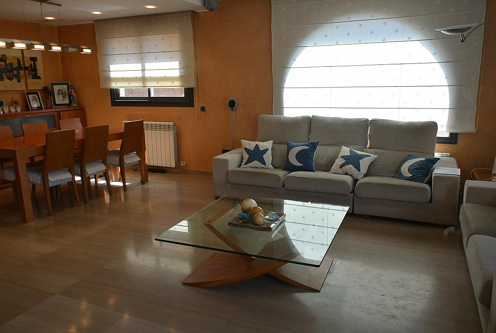 Salón - Casa en alquiler en Playa en Castelldefels - 283182991