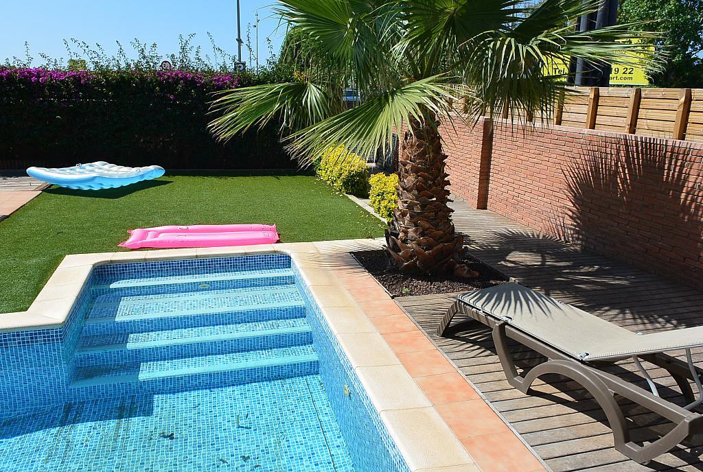 Piscina - Casa en alquiler en Playa en Castelldefels - 283182998