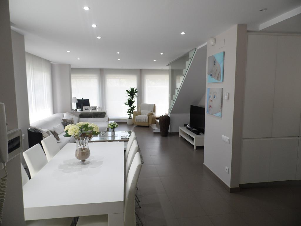 Comedor - Casa en alquiler en Playa en Castelldefels - 285674676