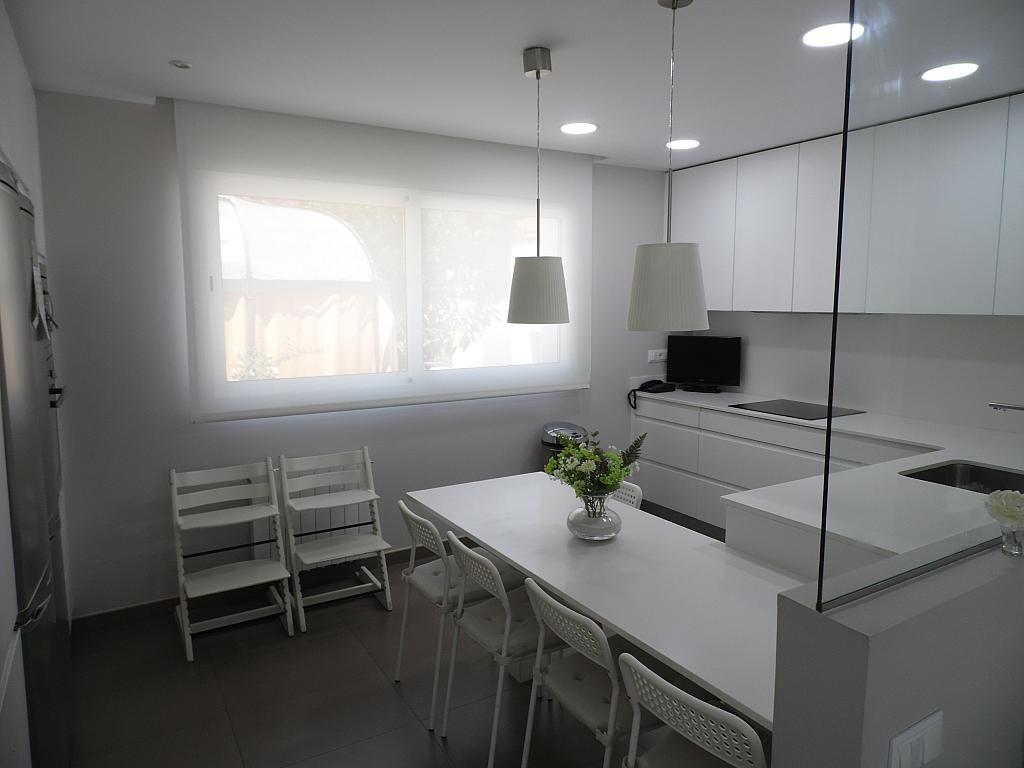 Cocina - Casa en alquiler en Playa en Castelldefels - 285674690