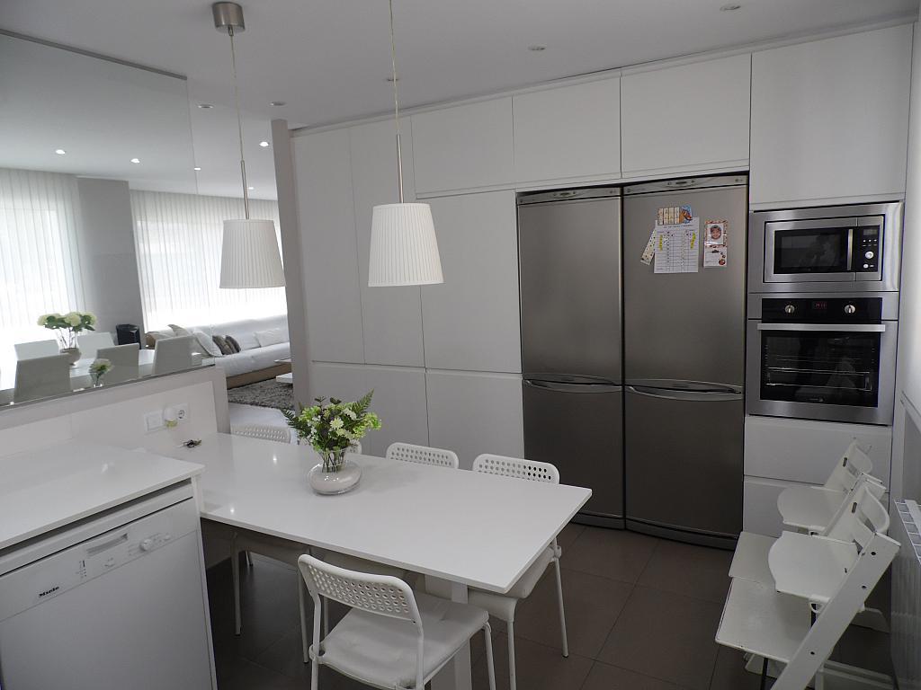 Cocina - Casa en alquiler en Playa en Castelldefels - 285674692