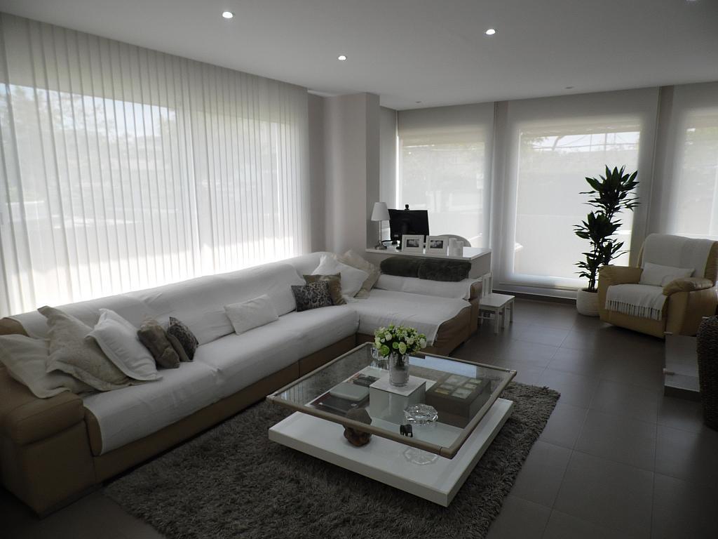Salón - Casa en alquiler en Playa en Castelldefels - 285674694