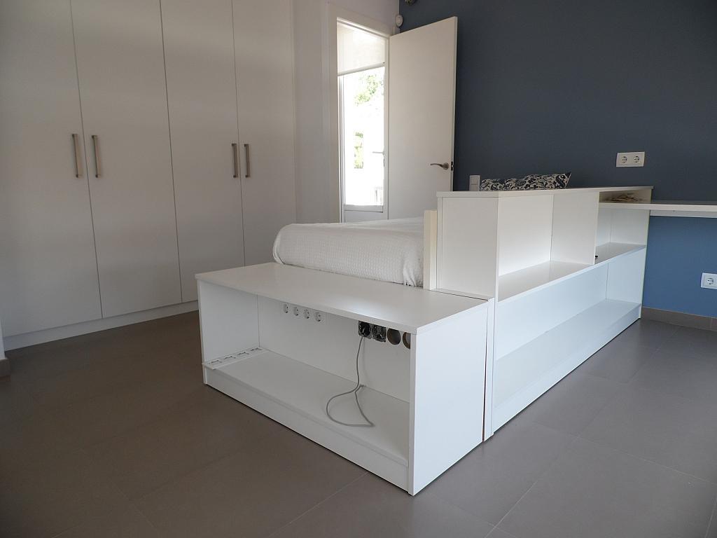 Dormitorio - Casa en alquiler en Playa en Castelldefels - 285674979