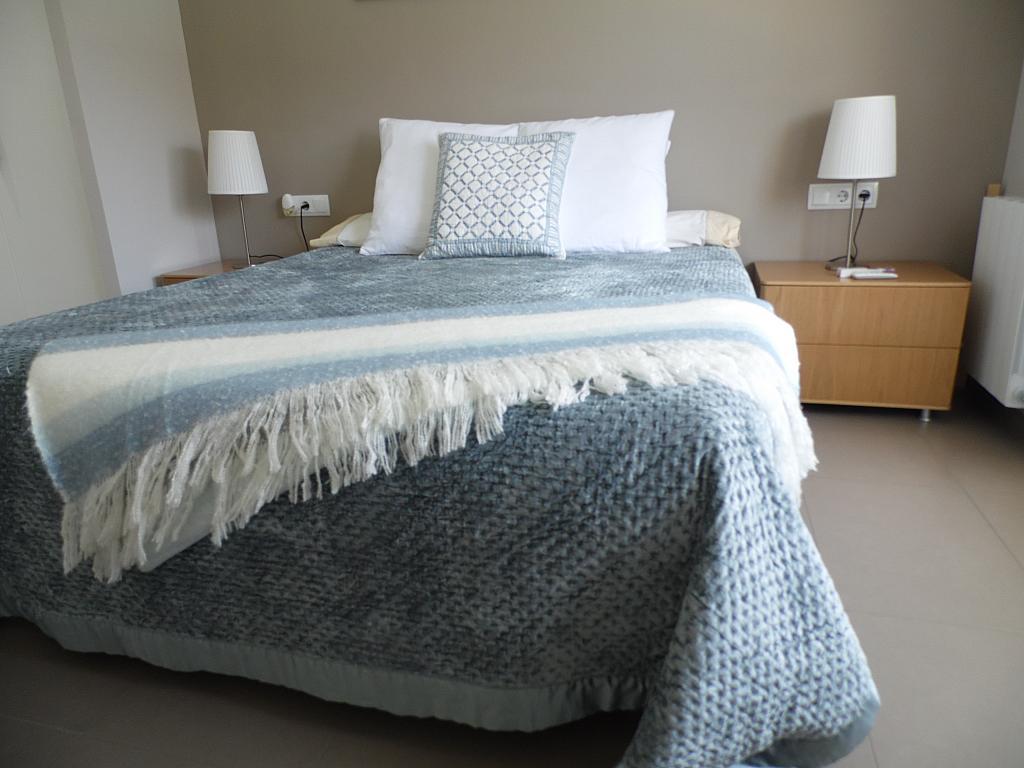 Dormitorio - Casa en alquiler en Playa en Castelldefels - 285675328
