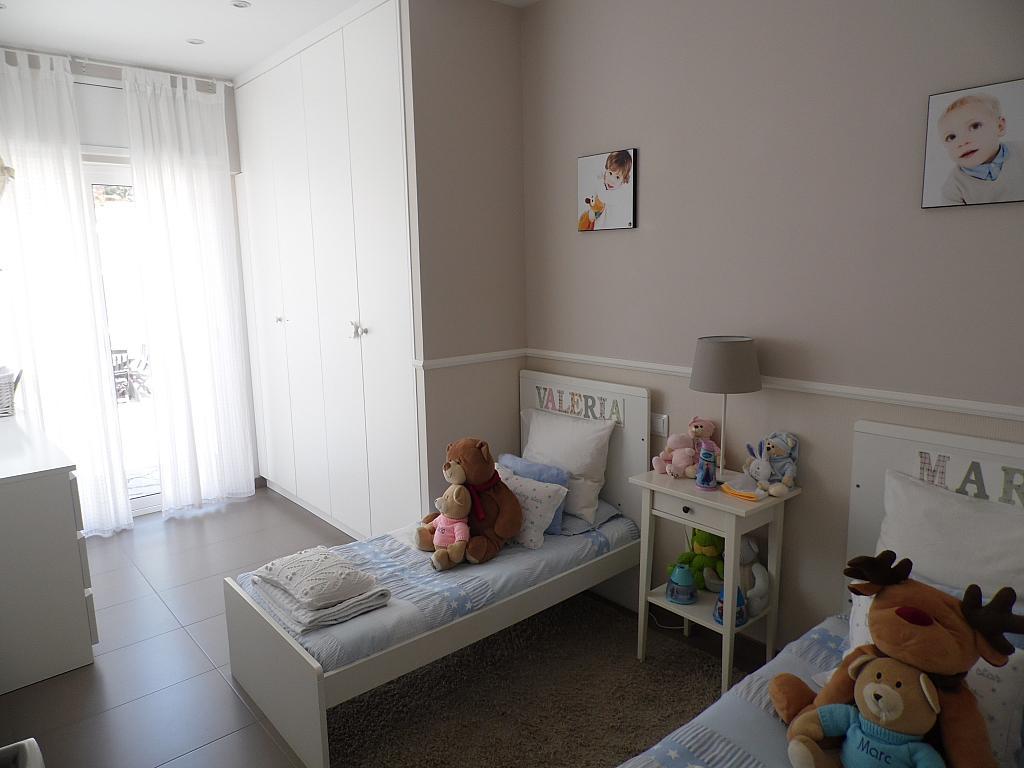 Dormitorio - Casa en alquiler en Playa en Castelldefels - 285675342
