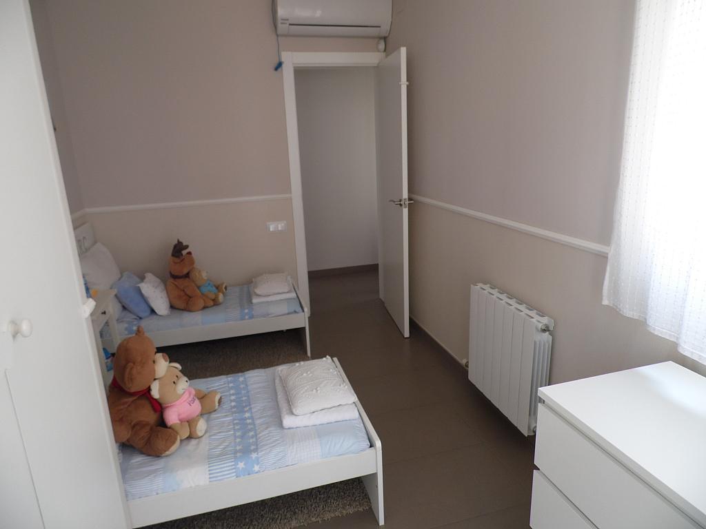 Dormitorio - Casa en alquiler en Playa en Castelldefels - 285675353