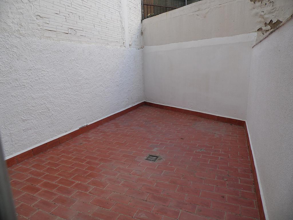 Terraza - Local en alquiler en Centro en Castelldefels - 323484667