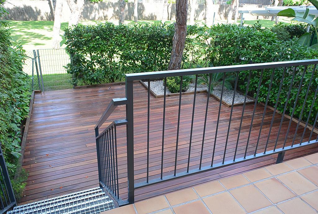 Jardín - Casa en alquiler en Gavà Mar en Gavà - 328540562