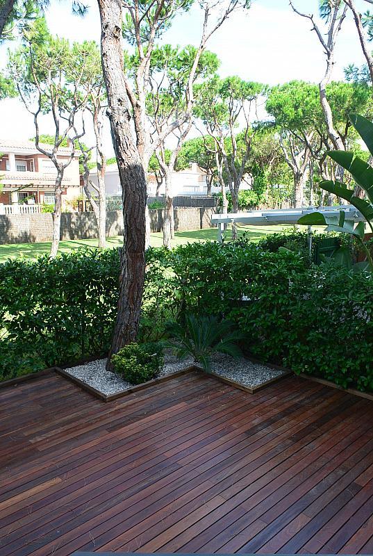 Terraza - Casa en alquiler en Gavà Mar en Gavà - 328540564