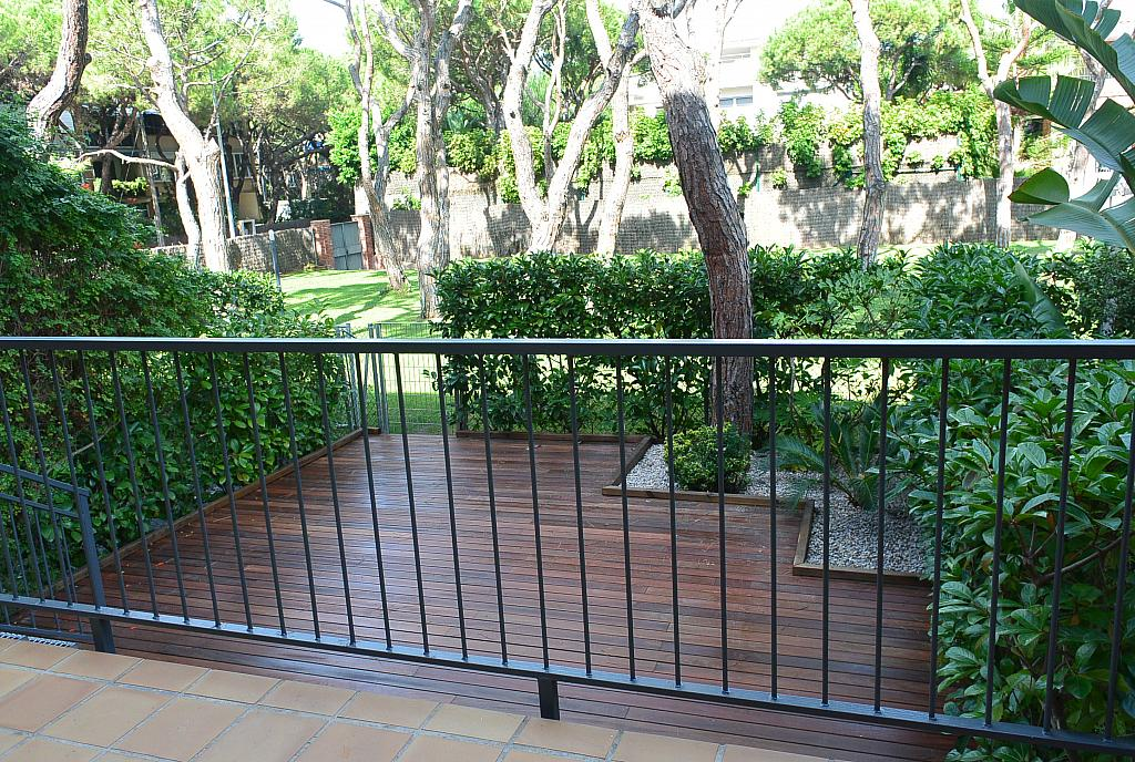 Terraza - Casa en alquiler en Gavà Mar en Gavà - 328540571