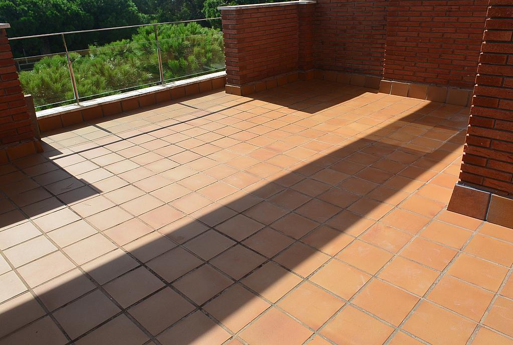 Terraza - Casa en alquiler en Gavà Mar en Gavà - 328540659