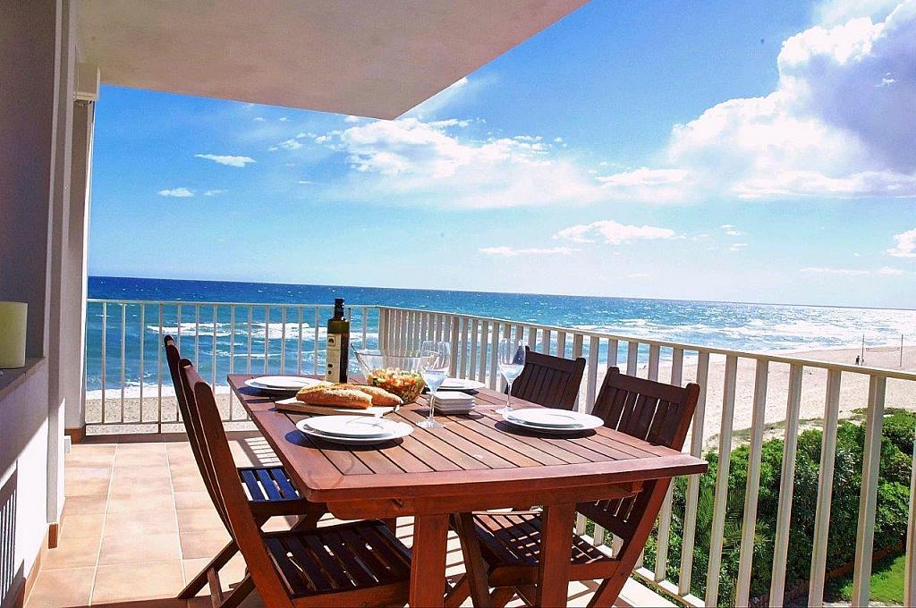 Terraza - Piso en alquiler en Gavà Mar en Gavà - 140779788