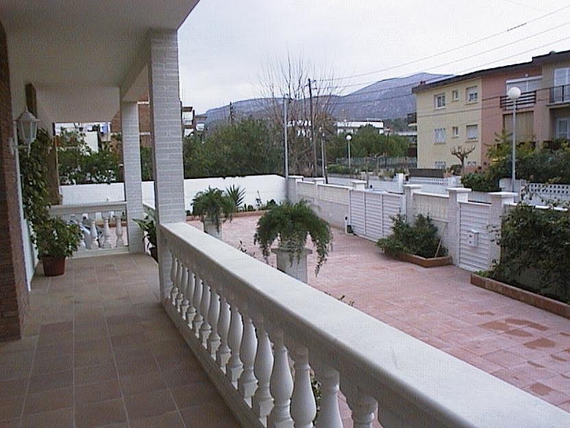 Terraza - Casa en alquiler en Playa en Castelldefels - 271085978