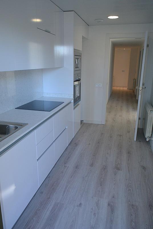 Cocina - Piso en alquiler en Playa en Castelldefels - 227890911