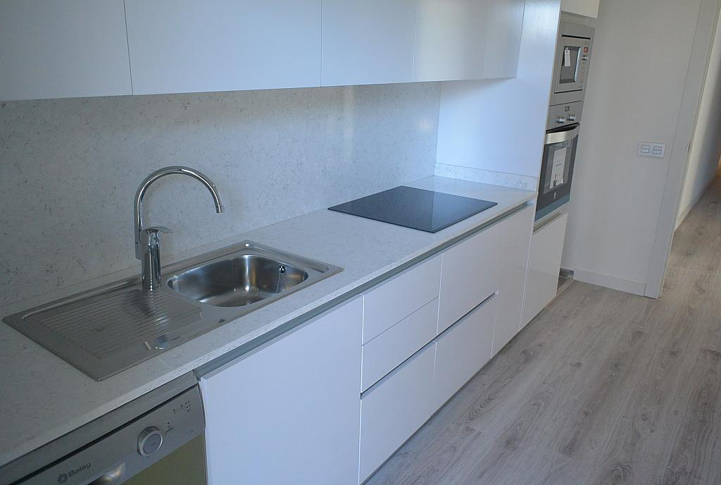 Cocina - Piso en alquiler en Playa en Castelldefels - 227890920