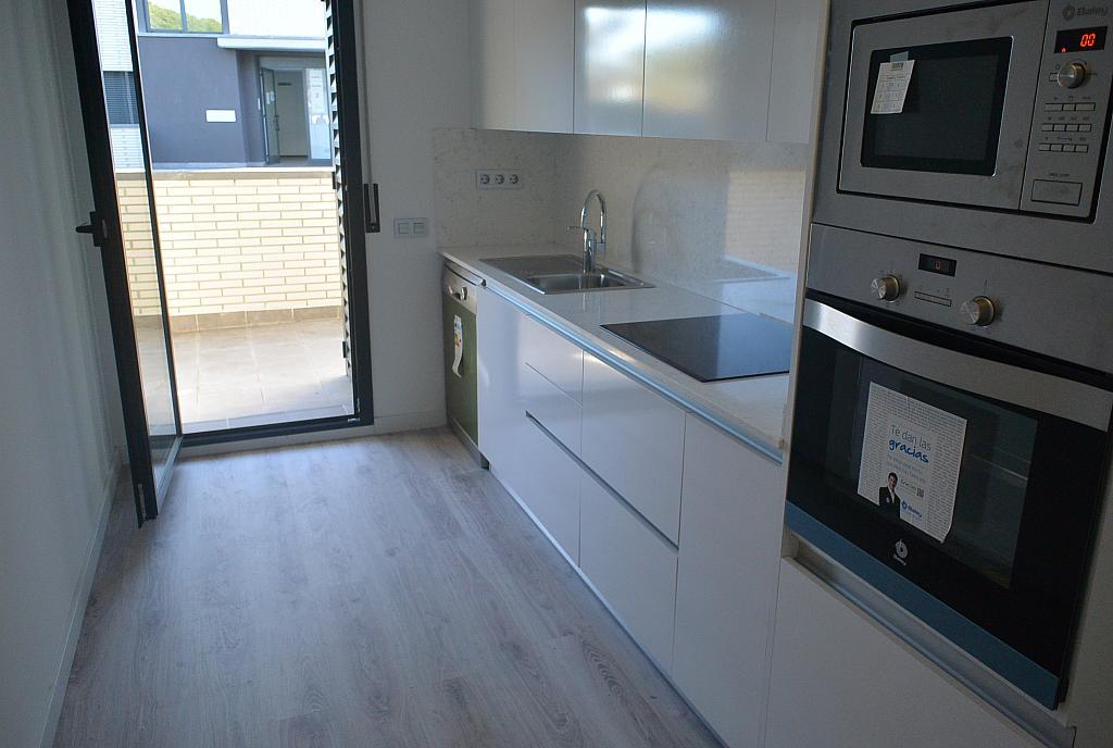 Cocina - Piso en alquiler en Playa en Castelldefels - 227890922