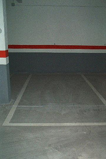 Garaje en alquiler en calle La Cañada, Cañada, La - 260965874