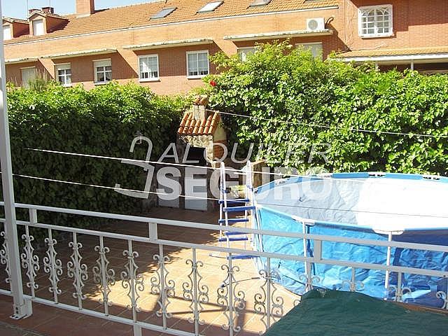 Casa en alquiler en calle Clavel, Móstoles - 278902282