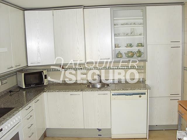 Casa en alquiler en calle Clavel, Móstoles - 278902294
