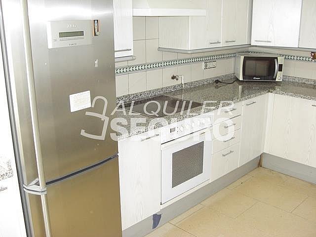 Casa en alquiler en calle Clavel, Móstoles - 278902297