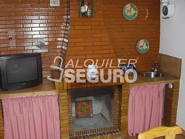 Casa en alquiler en calle Clavel, Móstoles - 278902330