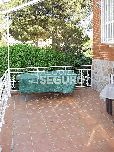 Casa en alquiler en calle Clavel, Móstoles - 278902351