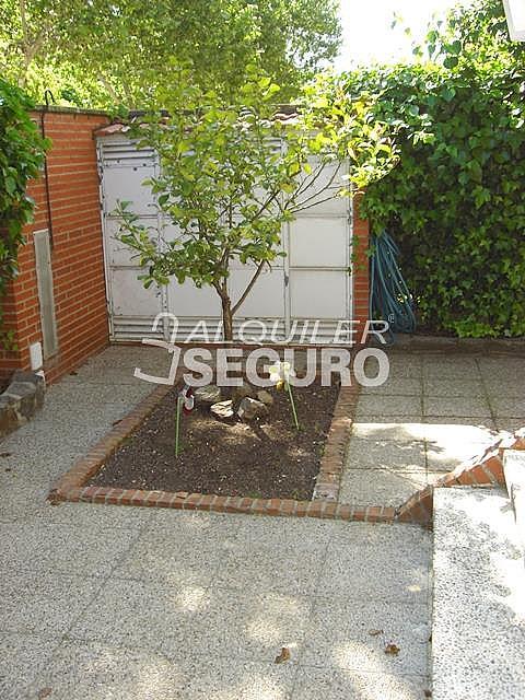 Casa en alquiler en calle Clavel, Móstoles - 278902357