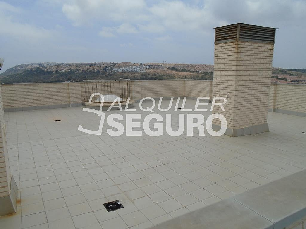 Ático en alquiler en calle Albacete, Elche/Elx - 281347519