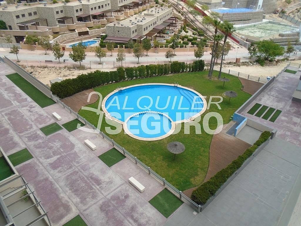 Ático en alquiler en calle Albacete, Elche/Elx - 281347531