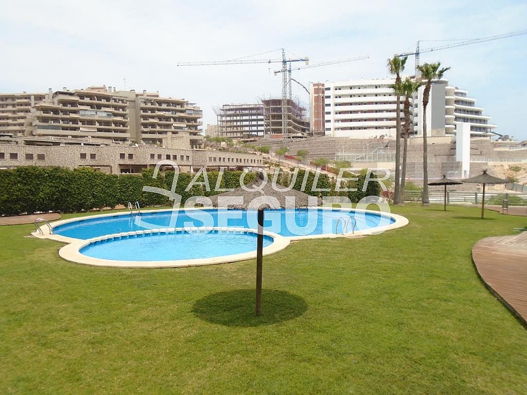 Ático en alquiler en calle Albacete, Elche/Elx - 281347573
