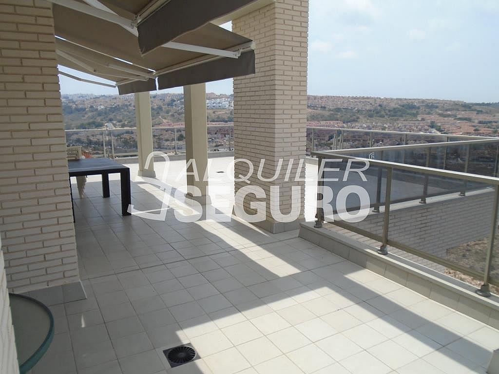 Ático en alquiler en calle Albacete, Elche/Elx - 281347648