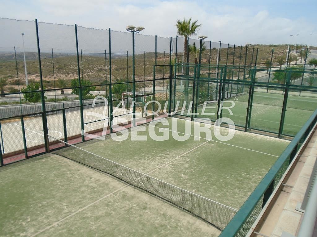 Ático en alquiler en calle Albacete, Elche/Elx - 281347699