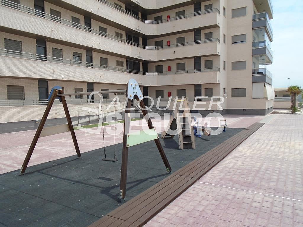 Ático en alquiler en calle Albacete, Elche/Elx - 281347705