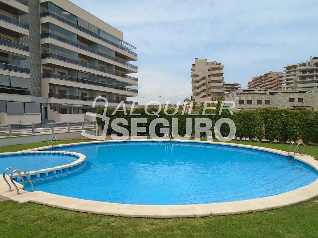 Ático en alquiler en calle Albacete, Elche/Elx - 281347708