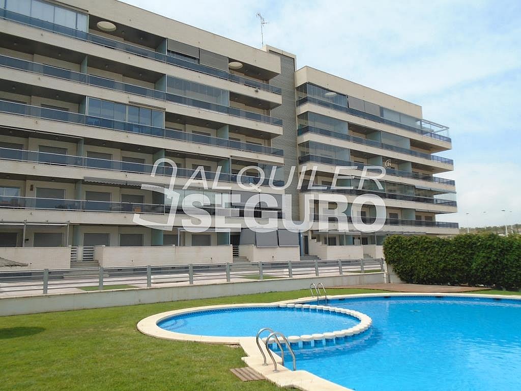Ático en alquiler en calle Albacete, Elche/Elx - 281347711