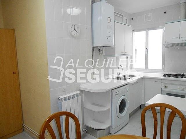 Piso en alquiler en calle Lagasca, Recoletos en Madrid - 315141200