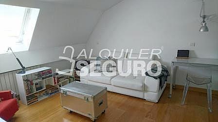 Ático en alquiler en calle Eduardo Dato, Casco Viejo en Vitoria-Gasteiz - 318129798