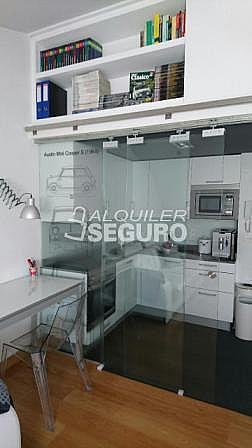 Ático en alquiler en calle Eduardo Dato, Casco Viejo en Vitoria-Gasteiz - 318129822