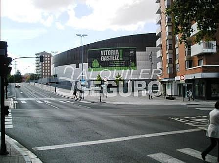 Piso en alquiler en calle Florida, Casco Viejo en Vitoria-Gasteiz - 321748907