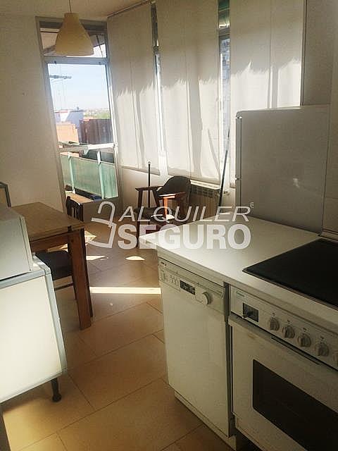 Piso en alquiler en calle Alcarria, Zarzaquemada en Leganés - 323325780