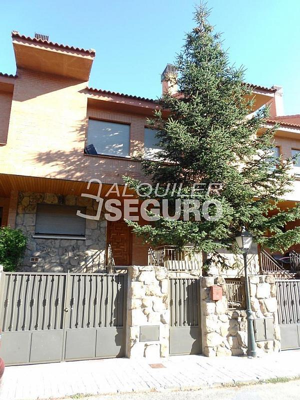 Casa en alquiler en calle El Tirol, Galapagar - 323761722