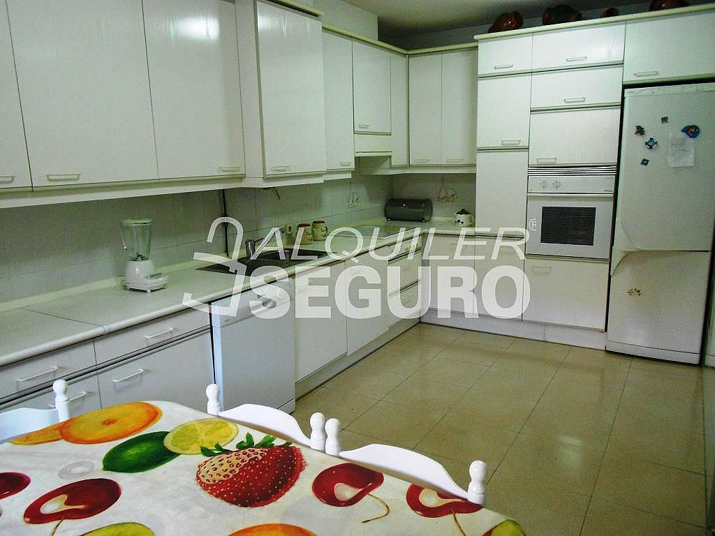 Casa en alquiler en calle El Tirol, Galapagar - 323761725