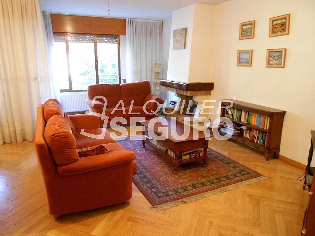 Casa en alquiler en calle El Tirol, Galapagar - 323761731