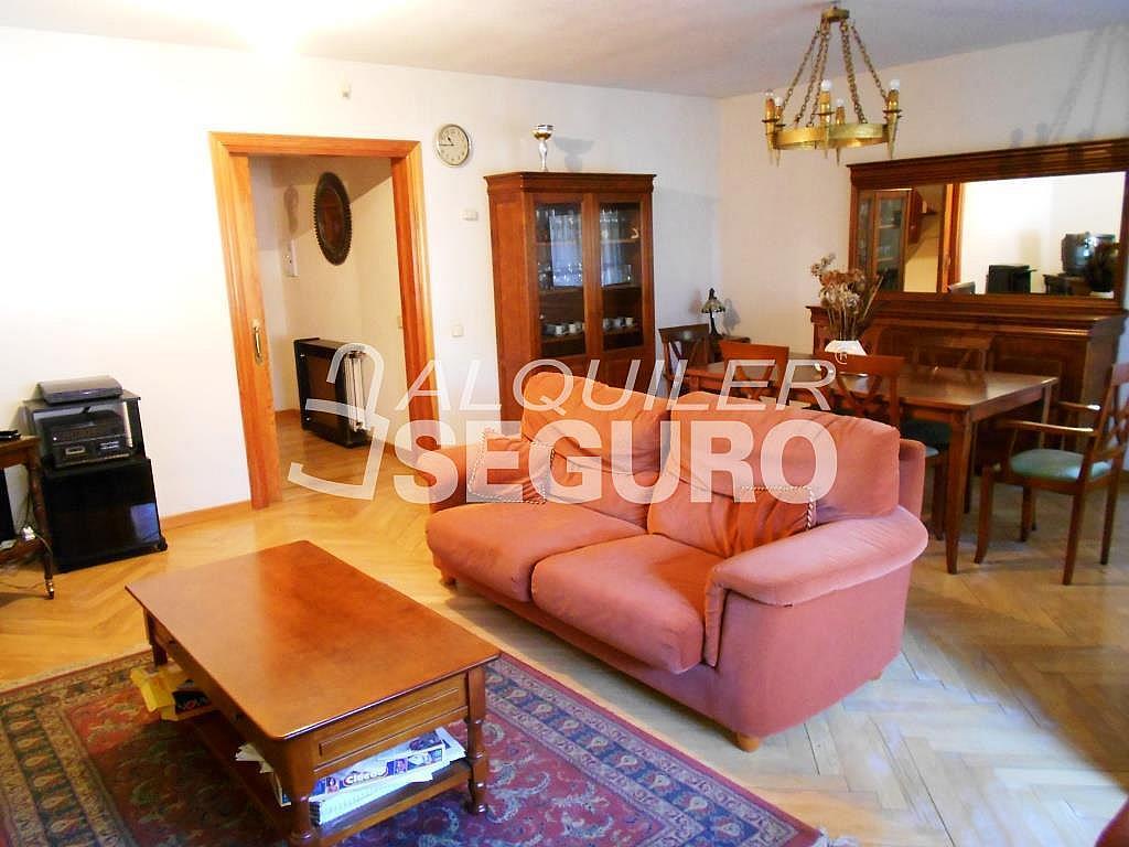 Casa en alquiler en calle El Tirol, Galapagar - 323761737