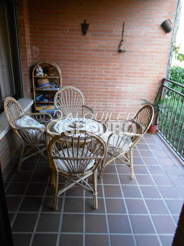 Casa en alquiler en calle El Tirol, Galapagar - 323761743