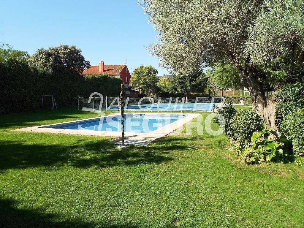 Casa en alquiler en calle El Tirol, Galapagar - 323761797